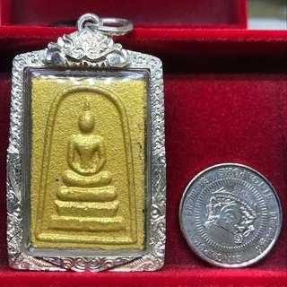 LP Pinak Phra Somdej Lang sangkachai wat sanamalao B.E. 252x
