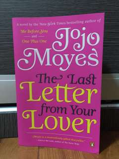 Fiction storybook - The Last Letter from Your Lover