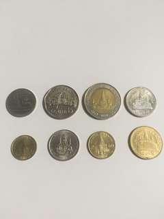 [TSHSE] Thai Baht 泰币