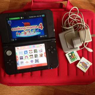 Nintendo 3DS XL CFW
