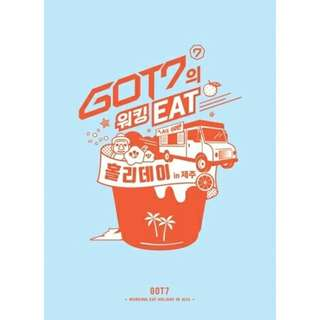 [PREORDER] GOT7 - WALKING EAT HOLIDAY IN JEJU (DVD)