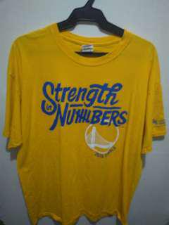 Strength in numbers collectible t-shirt