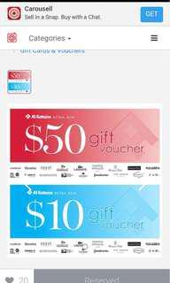 Al-Futtaim Retail Asia Gift Voucher
