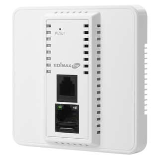 2 x 2 AC1200 Dual-Band In-Wall PoE Access Point IAP1200