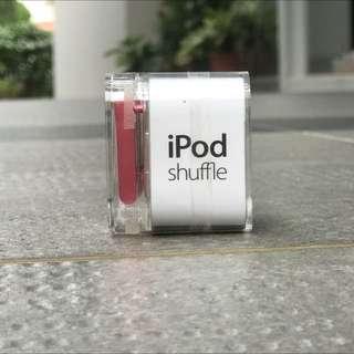 BN iPod Shuffle Matte Red 2GB - MD773ZP/A