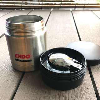 Endo Thermos Food Jar