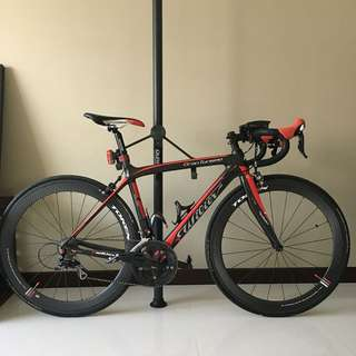 Carbon Fibre Road Bicycle