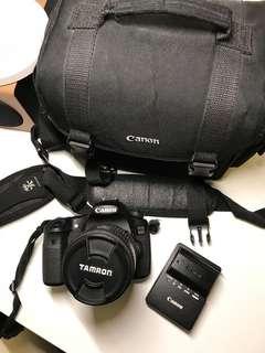 Canon DSLR EOS 60D + Tamron AF 18-270mm F3.5-6.3 Di-II VC PZD Lens