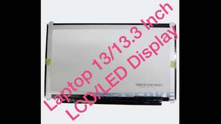 Laptop 13/13.3 Inch LCD/LED Display