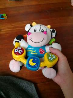 Vtech musical baby toys