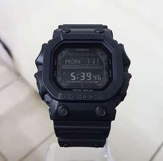G-shock GX56BB,全黑無波大隻佬,90%new
