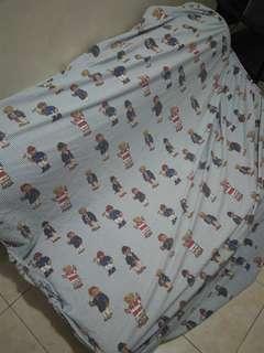 Ralph lauren polo bear bedsheets