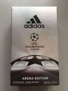 Adidas UEFA Champions League Arena Edition After Shave Lotion