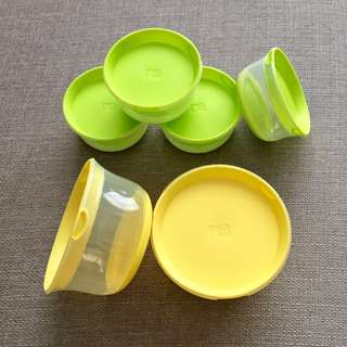 Mothercare Food Pots