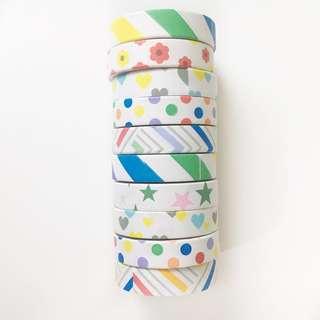 Miniso Washi Tape