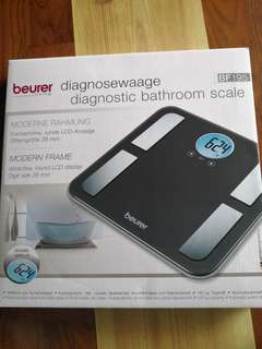 Beurer BF195 Digital Weighing Scale