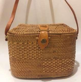 [SALE] Bali Rattan Bag