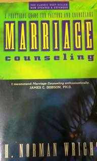 A practical guide for marriage counseling