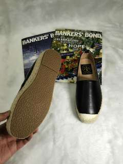 Tory inspired Espadrille