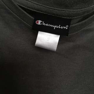 Champion Gray Ladies shirt