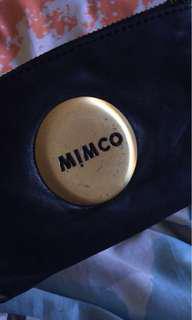 2 Small Mimco Pouches