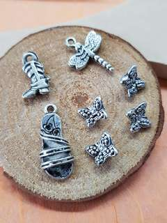 Charms for diy accessories