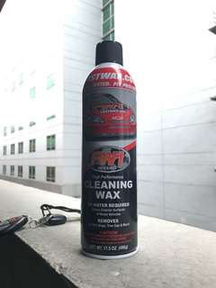 FW1 Car Wax