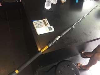 Thomas Stroker fishing rod for big fish