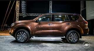 Nissan Terra New release