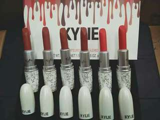 set of 6 KYLIE LIPSTICK