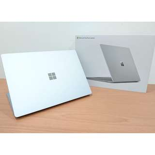 【拆封新機】【13.5吋】微軟 Microsoft Surface Laptop Core i7+8G+256G 保內