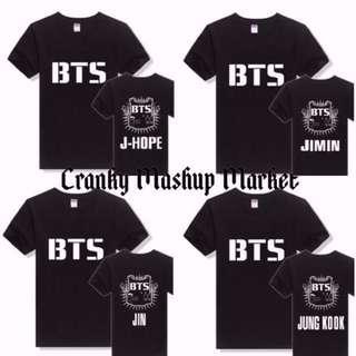 BTS T-Shirt (CMM-BTS)