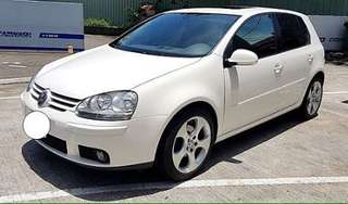 2004 golf 1.6 Volkswagen/福斯