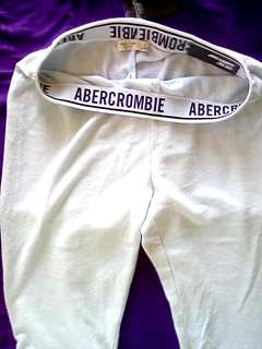 👍Super Sale Abercrombie&Fitch Banded Crop
