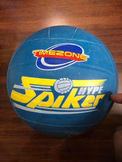 Timezone volleyball blue