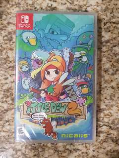 ittle dew 2+ -- Nintendo Switch game