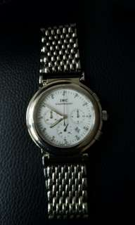 IWC watch, Quartz