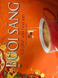 越南 三合一咖啡 一包24入