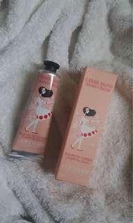 Loccitane Cherry Blossom Hand Cream Lotion