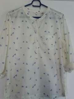 Levis blouse