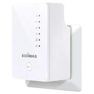 Smart AC750 Dual-Band Wi-Fi Extender/Access Point/Wi-Fi Bridge EW-7438AC