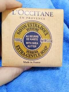 L'occitane original soap 50 g and 100 g