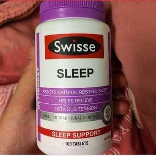 Swisse sleep 安眠片