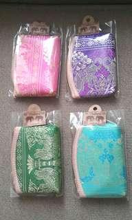 Thailand handmade purse