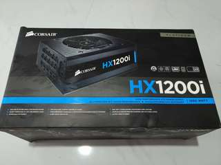 Corsair hx1200i Full Modular ATX PSU