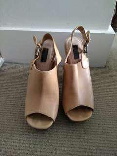 RMK size 37 heels 13.5cm high