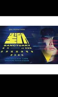 WTB JJ Lin Sanctuary Concert