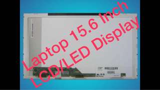 Laptop 15.6 Inch LCD/LED Display