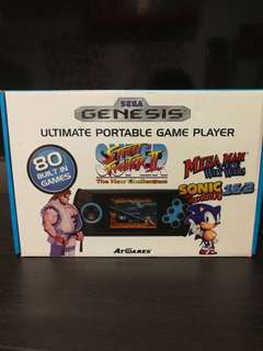 Sega megadrive ultimate portable player