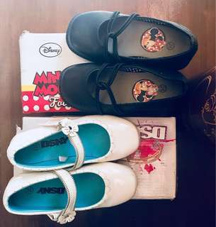 Disney closed shoes duo for 2yrsold